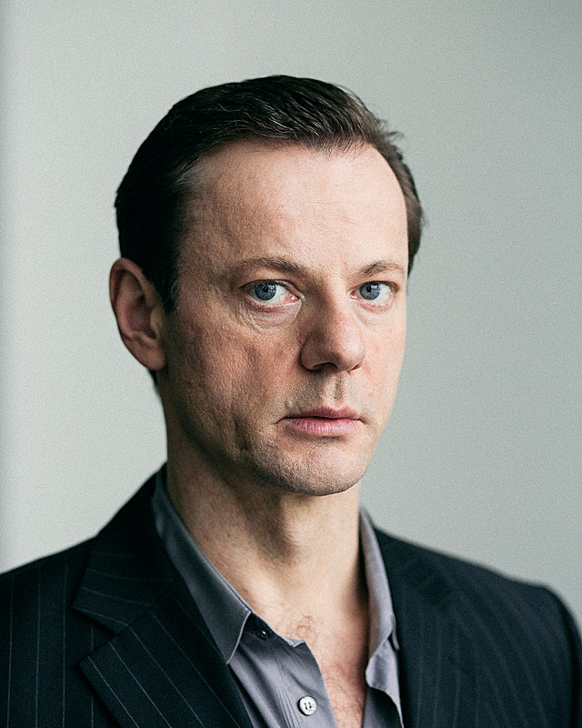 Portrait Lars Wellings, Schauspieler fr AGENTUR REINHOLZ
