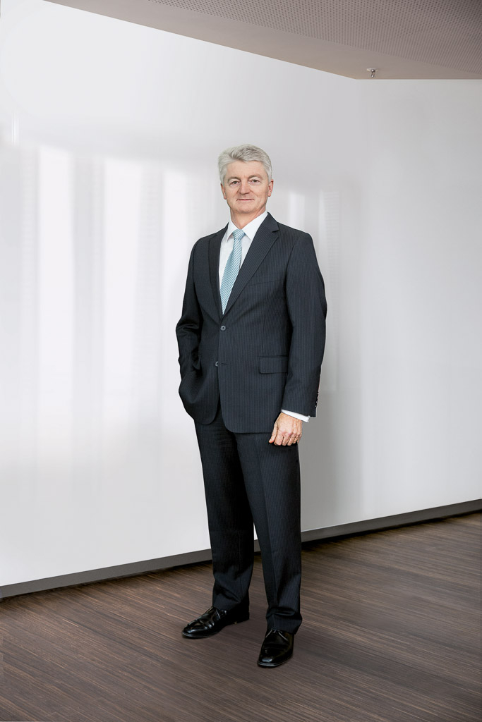 Heinrich Hiesinger, CEO ThyssenKrupp