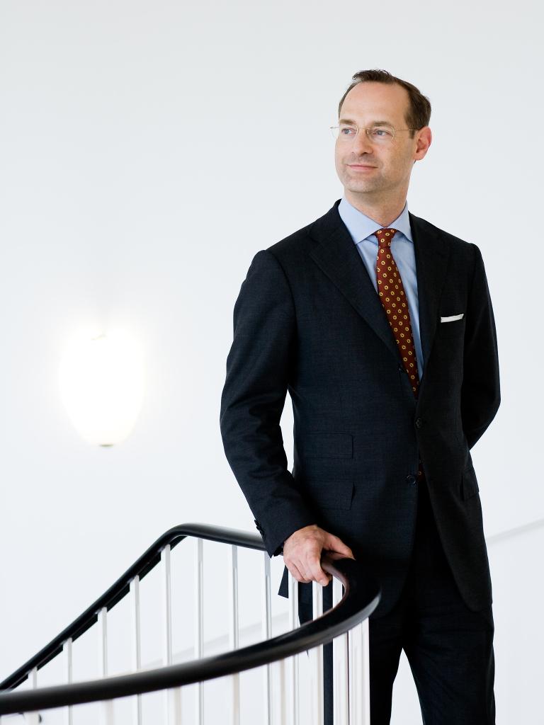 Oliver Bäte, CEO, Allianz SE