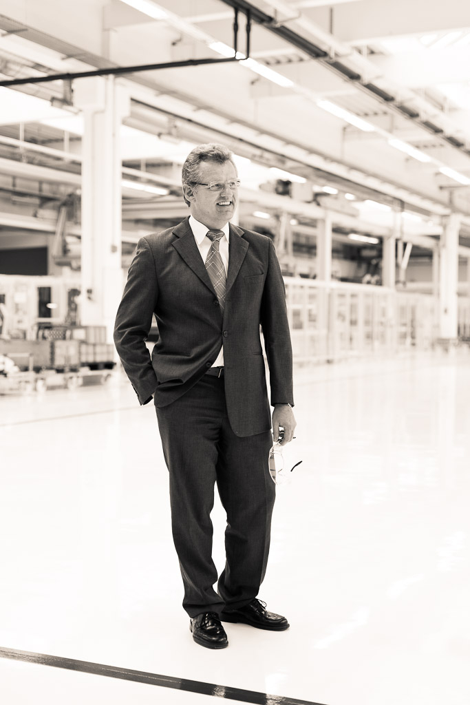 Lars Herbeck, Managing Director, Voith Composites