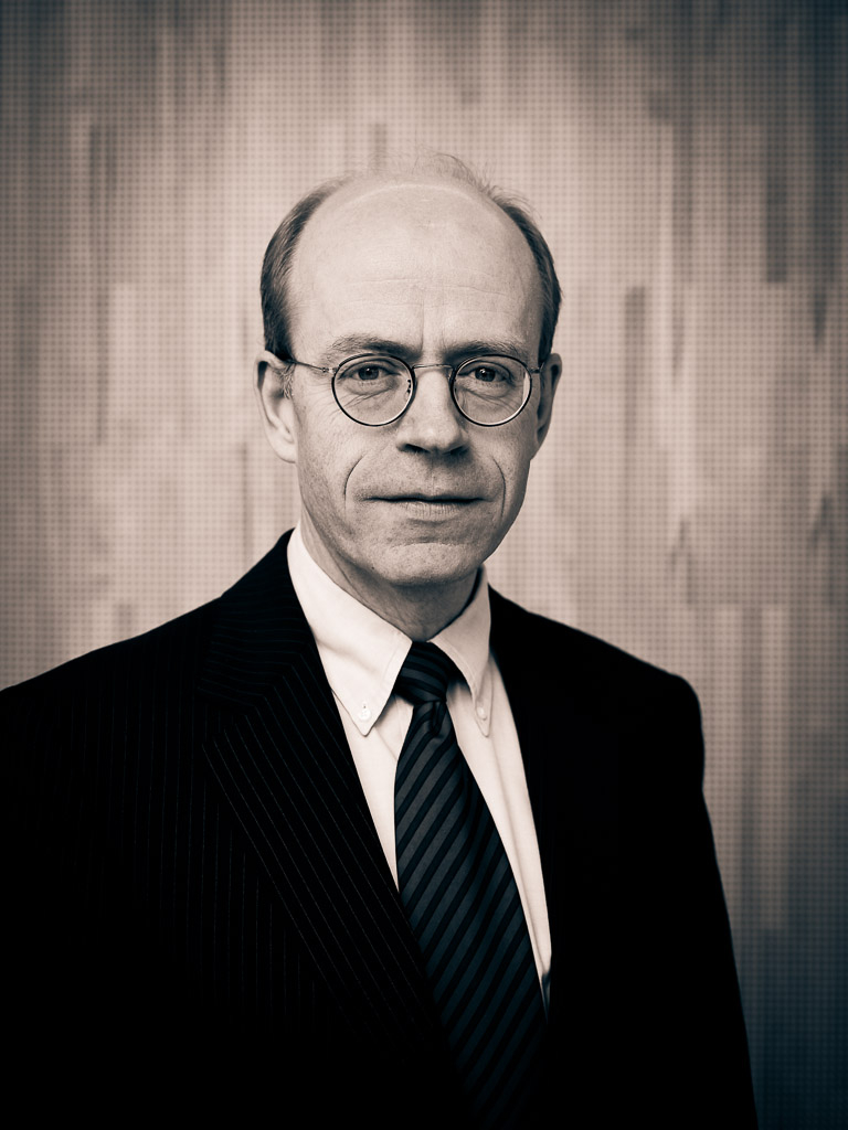 Nikolaus von Bomhard, ehem. CEO, Munich Re