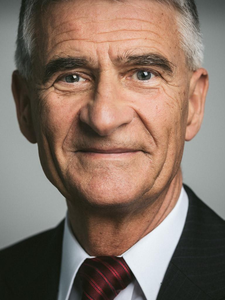 Jürgen Hambrecht, ehem. CEO, BASF