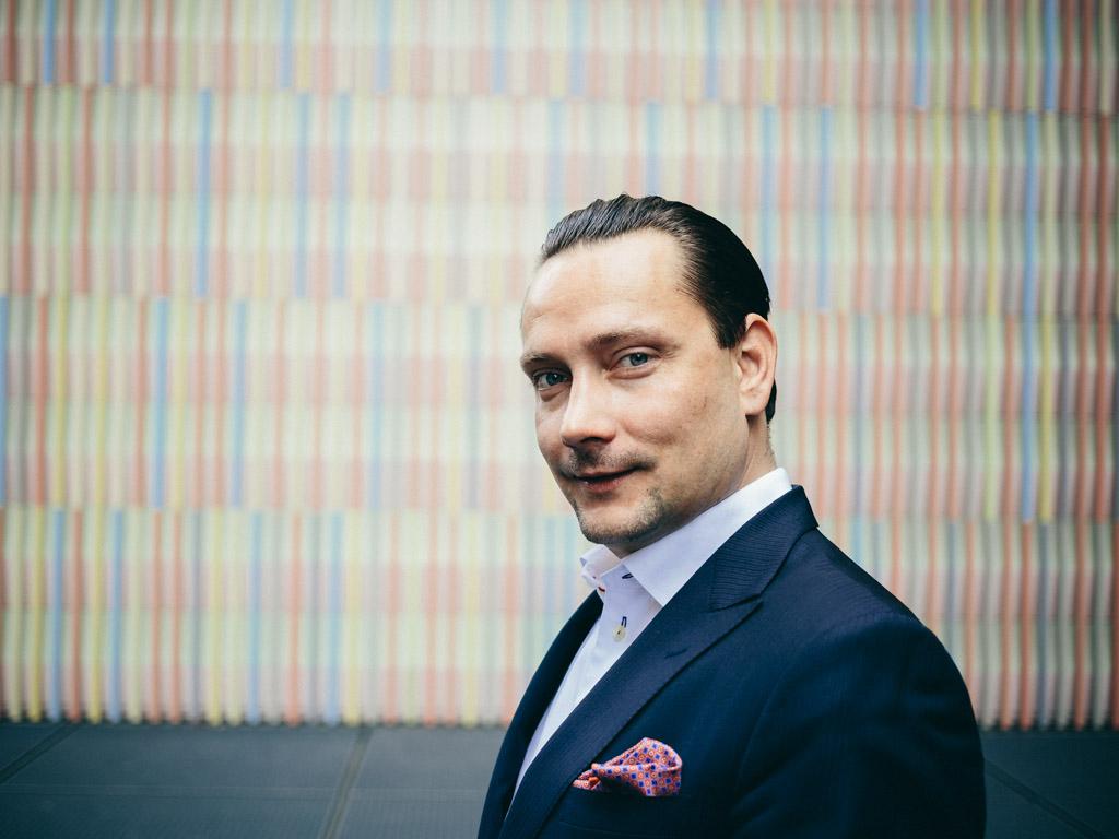 Albert Peschek, CEO, byyd tech