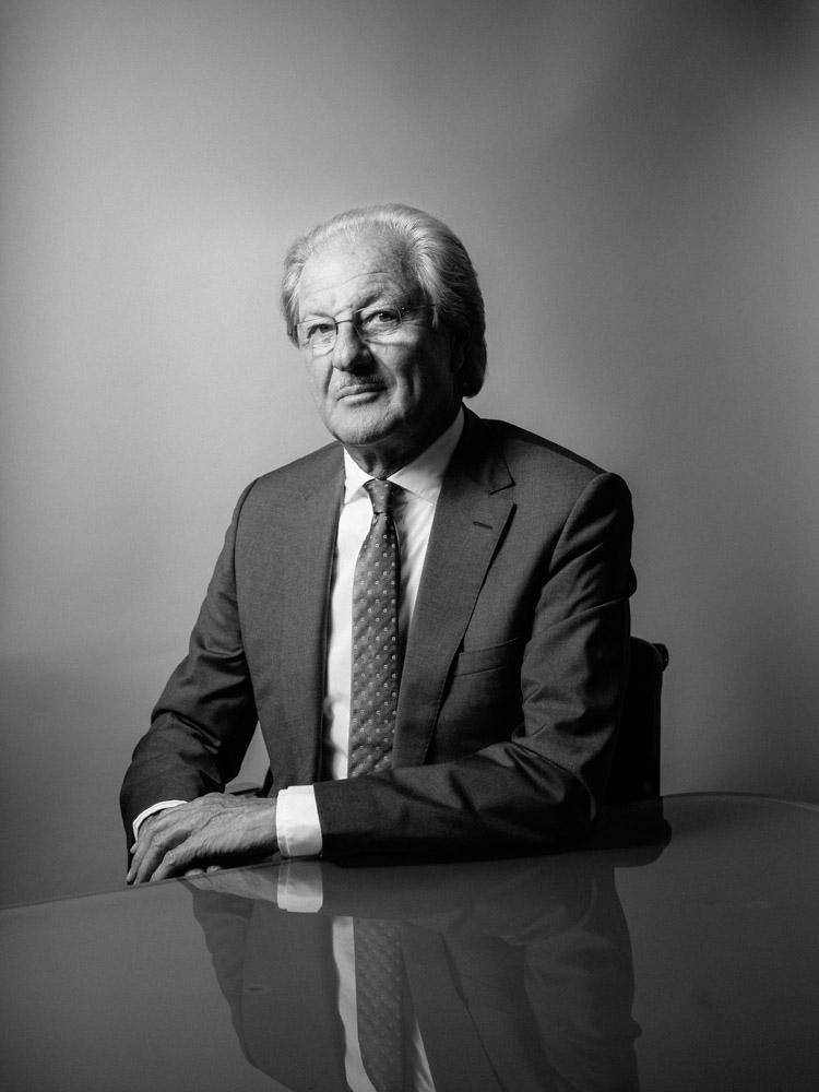 Wolfgang Reitzle, ehem. CEO, LINDE