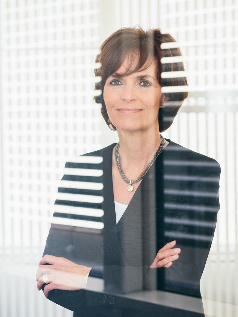 Nicola Leibinger-Kammüller. CEO, Trumpf