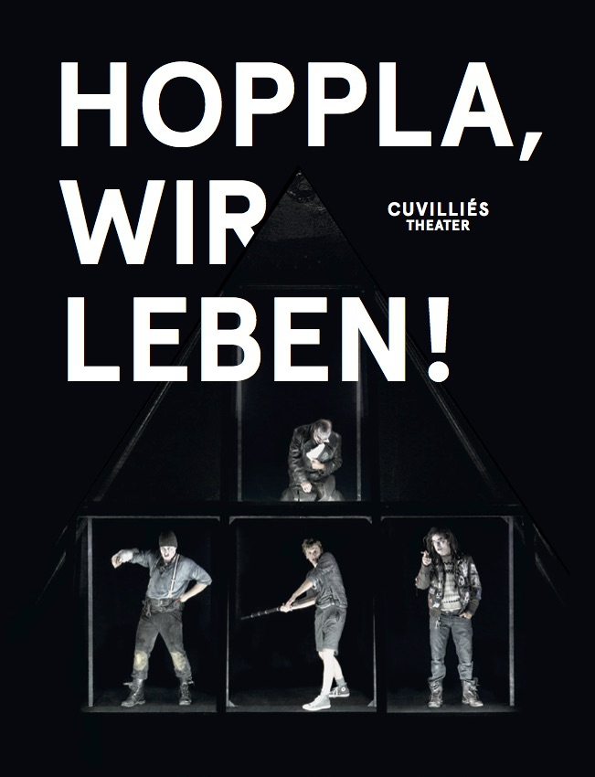 HOPPLA, WIR LEBEN!, Cuvilliestheater