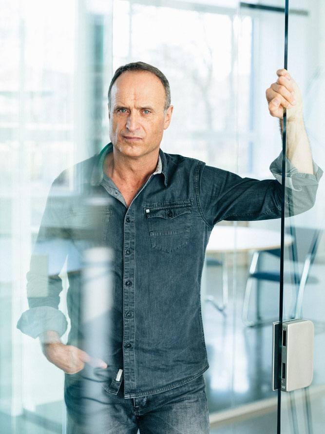 Bruno Sälzer, CEO, Bench
