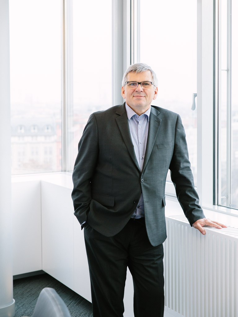 Jörg Hofmann,  IGMetall Chef