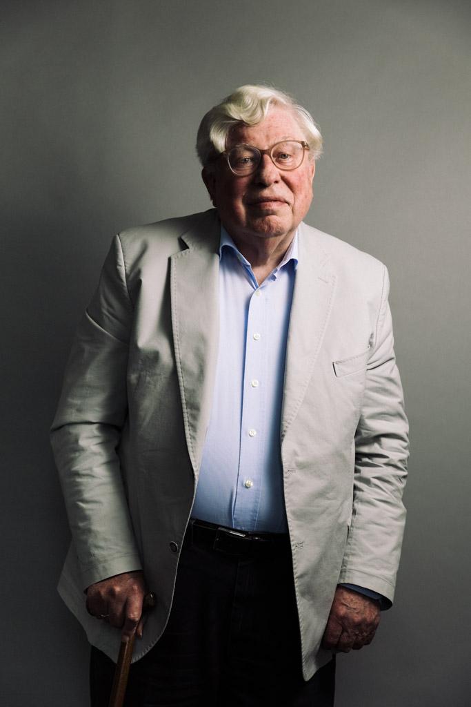 Gerhard Ertl, Nobelpreisträger Chemie