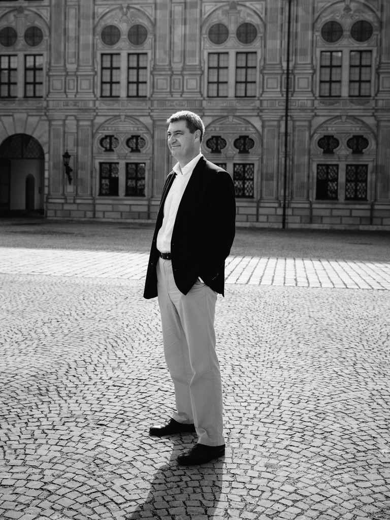 Markus Söder, Politiker