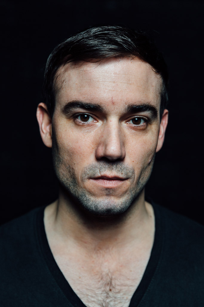 Stefan Graf, Schauspieler