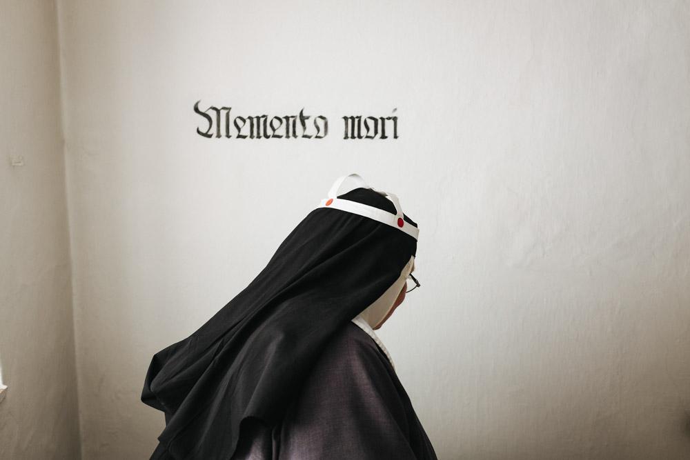 <u>BUCH + AUSSTELLUNG</u>, Klausur — Vom Leben im Kloster