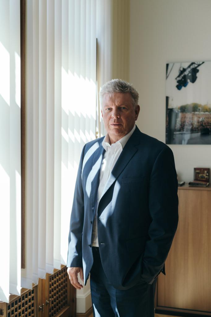 Dieter Reiter, OB München