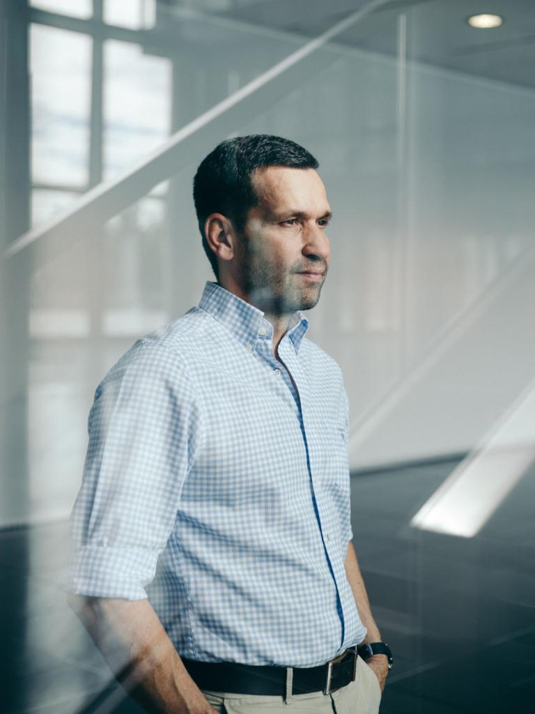 Heiko Genzlinger, CEO, Score