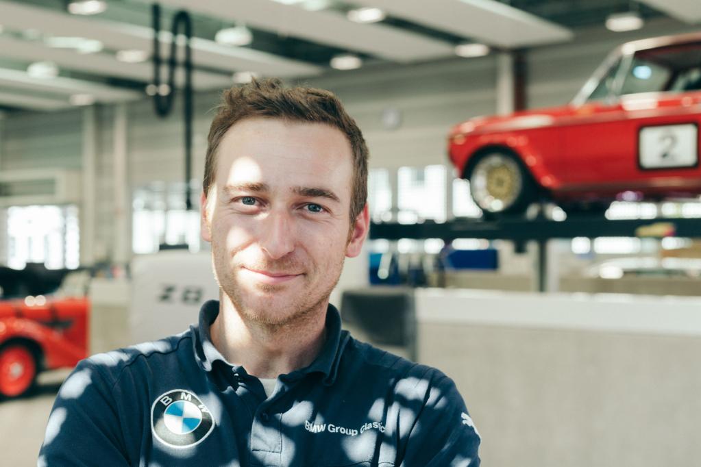 Axel Patzik, Mechaniker