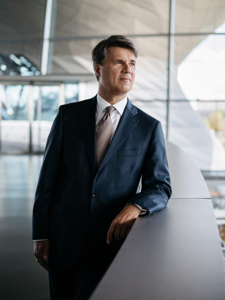Harald Krueger, BMW