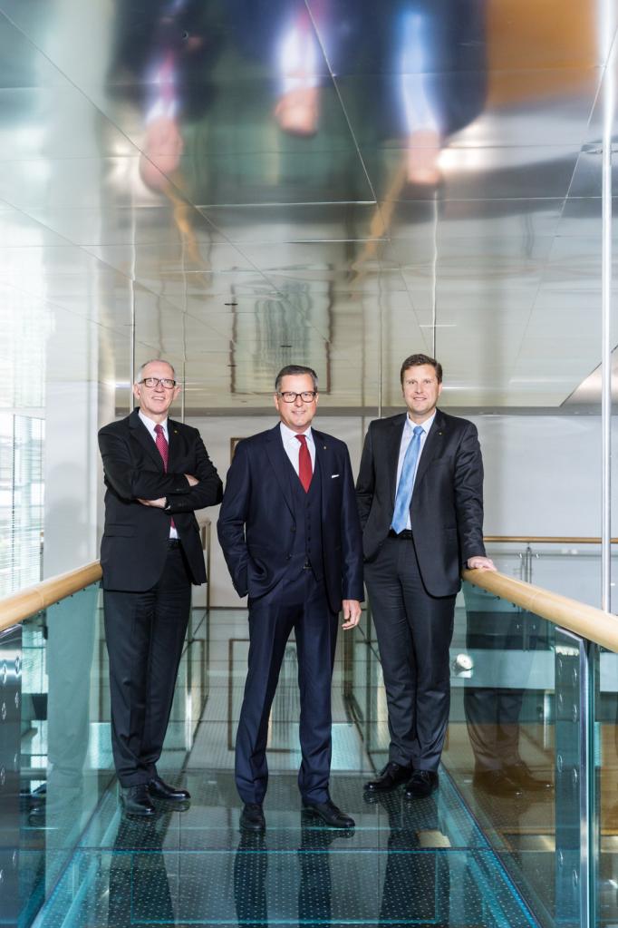 Gesamtvorstand, Raiffeisen-Landesbank Tirol