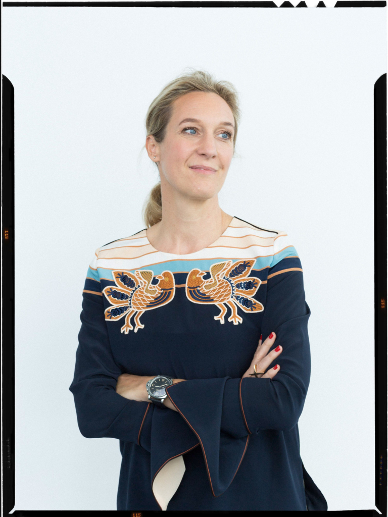 Sabine Eckhardt, Vorstand Pro7Sat1