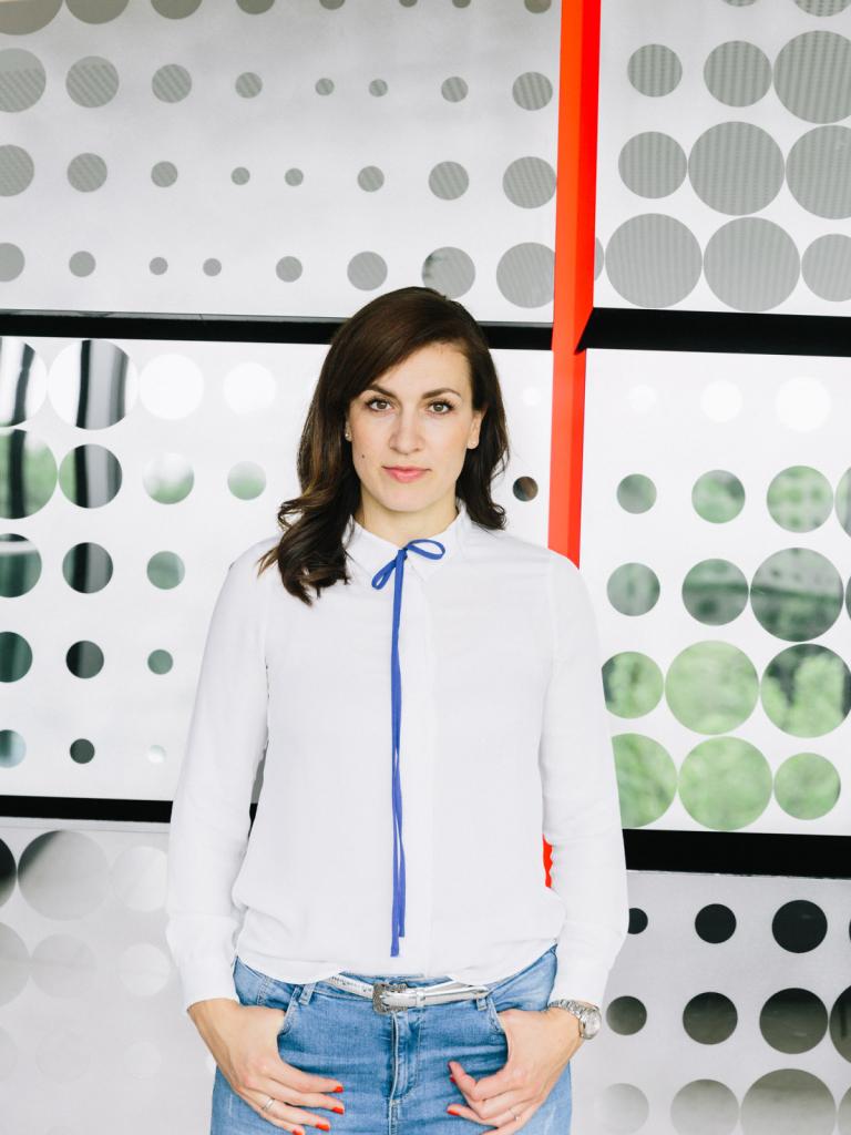 Magdalena Rogl, Head of digital Channels, Microsoft