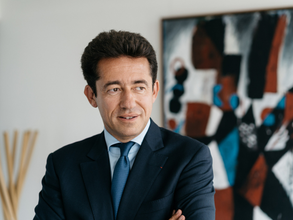 Edouard Bouee, CEO, Rolandberger