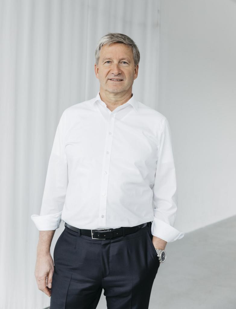 Axel Stepken, CEO, TÜV SÜD