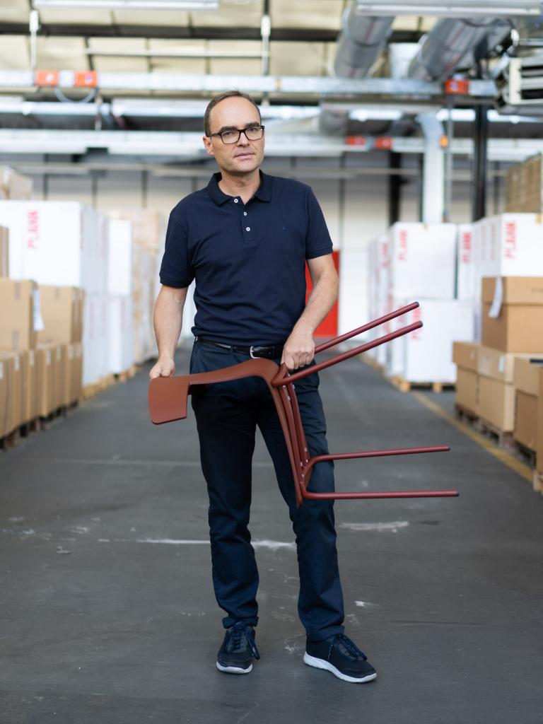 Stefan Plank, Designer